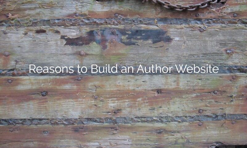 Build an Author Website