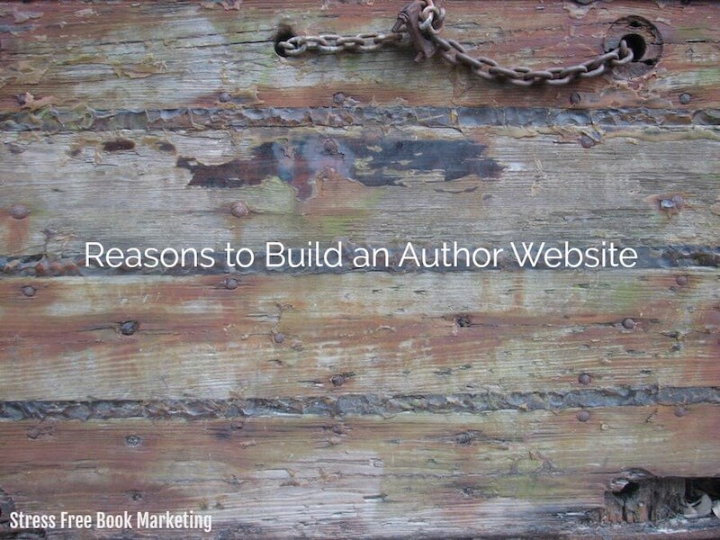Build an Author Website