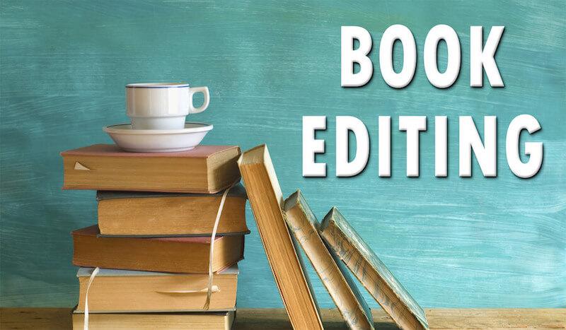 book editing article
