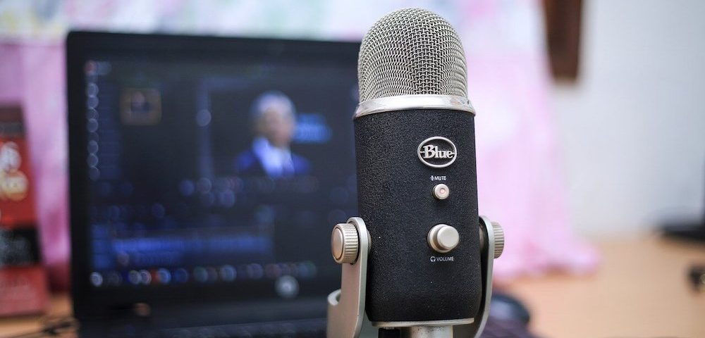 Podcast equipment for authors