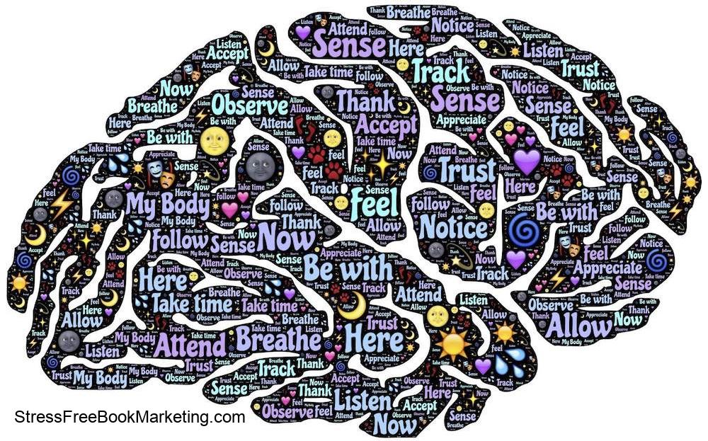 book marketing mindset