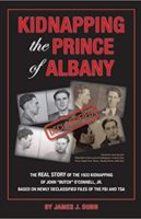 Kidnapping the Prince of Albany Cover copy